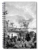 Battle Of Gettysburg Spiral Notebook