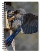 Beak To Beak Spiral Notebook
