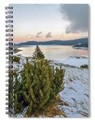 Belmeken Dam Spiral Notebook