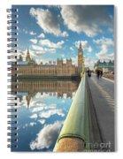 Big Ben London Spiral Notebook