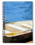 Boat 1 Spiral Notebook