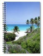 Bottom Bay Spiral Notebook