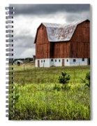 Brutus Barn Spiral Notebook