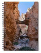 Navajo Trail Natural Bridge Spiral Notebook
