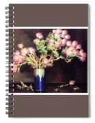 bs-flo- Joseph H Sharp- Apache Plume Joseph Henry Sharp Spiral Notebook