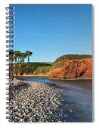 Budleigh Salterton - England Spiral Notebook