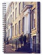 Bury St Edmunds Buildings Spiral Notebook