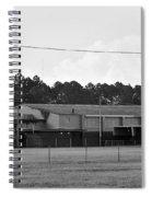 2 Bw Washington High Schhol Spiral Notebook
