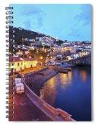 Camara De Lobos, Madeira Spiral Notebook