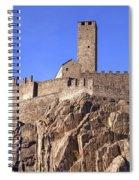 Castelgrande - Bellinzona Spiral Notebook