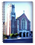 Cathedral Of The Annunciation 2 Spiral Notebook