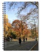 Central Park New York City Spiral Notebook