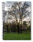 Central Park Views  Spiral Notebook