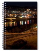 Charleston - West Virginia Spiral Notebook