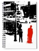 China Spiral Notebook