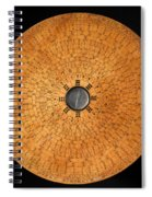 Chinese Geomantic Compass And Perpetual Spiral Notebook