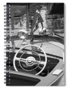 1950's Sportsman Spiral Notebook