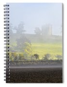 Clackmannan Tower Spiral Notebook