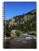 Clear Creek Canyon Spiral Notebook