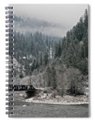 Clearwater River Spiral Notebook