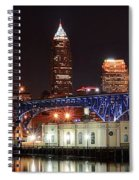 Cleveland Panorama Spiral Notebook