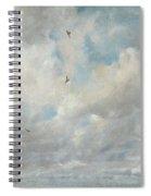 Cloud Study Spiral Notebook