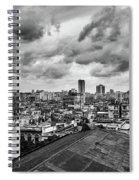 Clouds Over Havana Spiral Notebook