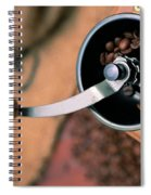 Coffee Spiral Notebook