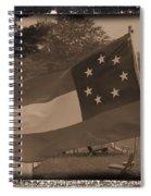 Confederate Camp Spiral Notebook