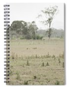 Country Cow Spiral Notebook