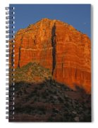 Courthouse Butte Spiral Notebook
