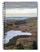 Crag Lough Spiral Notebook
