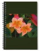 Cross Vine Spiral Notebook
