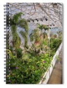 Crystal Bridge Spiral Notebook