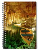 Crystal Cave In Hamilton Parish Bermuda Spiral Notebook