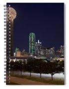 Dallas - Texas Spiral Notebook