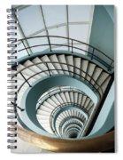 Den Bell Spiral Notebook