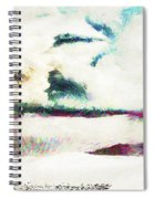 Desert Spiral Notebook
