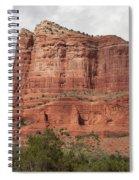 Desert View, Sedona, Arizona Spiral Notebook