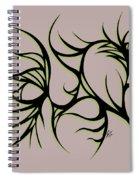 Divine Havoc Spiral Notebook