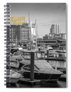 Domino Sugars Spiral Notebook