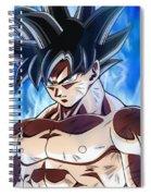Dragon Ball Super - Goku Spiral Notebook