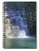 Dripping Springs Falls Spiral Notebook