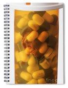 Elderly Drug Use Spiral Notebook