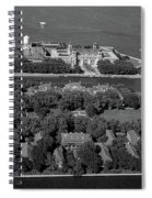 Ellis Island Spiral Notebook