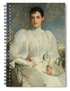 Elsie Wagg Spiral Notebook