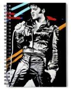 Elvis Spiral Notebook