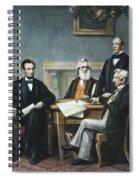 Emancipation Proclamation Spiral Notebook