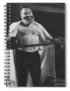 Ernest Hemingway Spiral Notebook