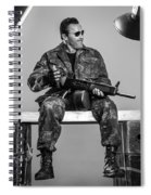 Expendables 3 2014  Spiral Notebook